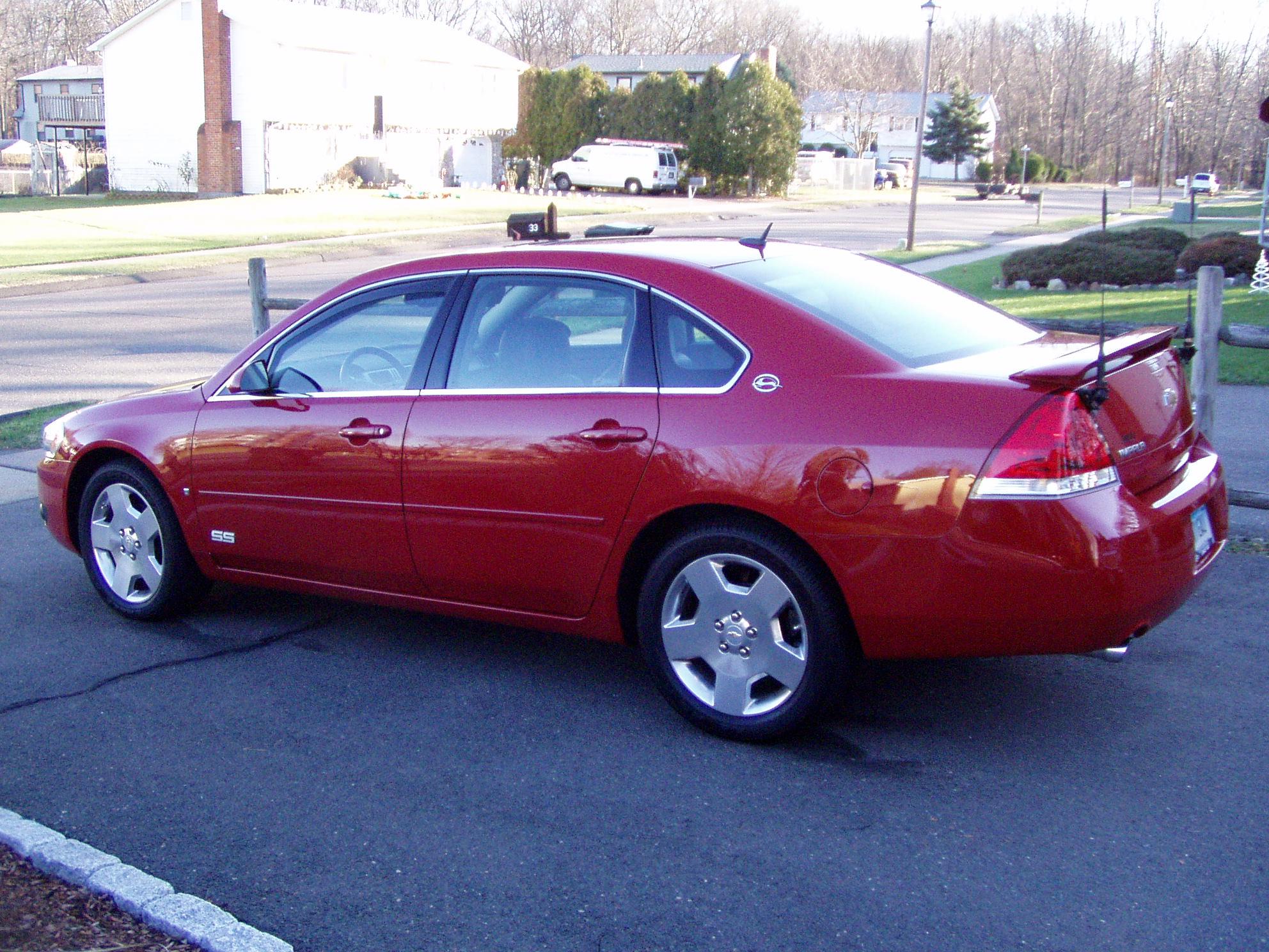 Impala Ss 2007 On Rims